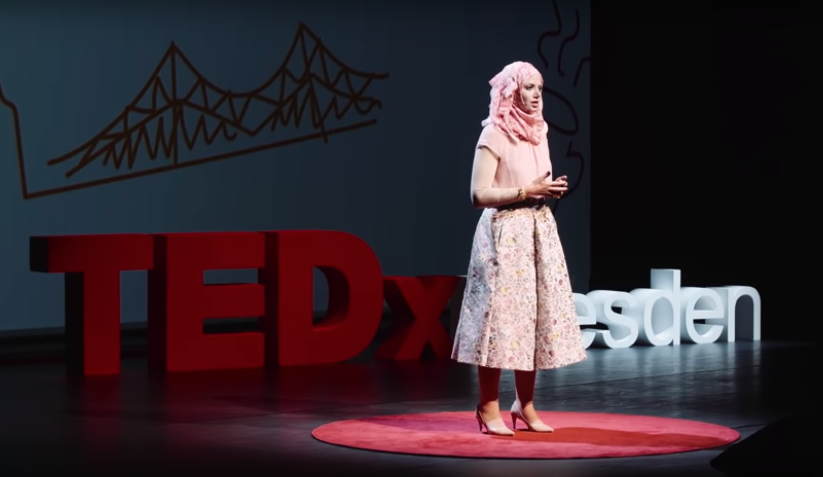Women making Changes Through Trust and Empowerment | Razan Shalab AlSham | TEDxDresden